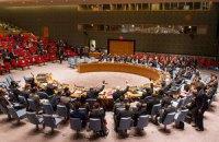 Яценюк закликав зібрати Раду Безпеки ООН через теракт у Маріуполі