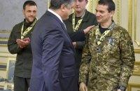 Порошенко перепризначив уповноваженого з питань реабілітації учасників бойових дій