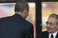 Республиканцы раскритиковали Обаму за рукопожатие с кубинским лидером