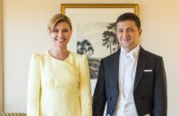 Посольство Японії похвалило одяг подружжя Зеленських на церемонії інтронізації імператора