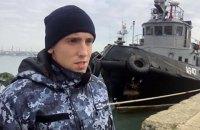 Захваченных Россией украинских моряков начали вывозить из СИЗО Симферополя (обновлено)