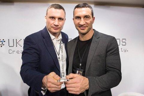 """Суд оставил без рассмотрения иск братьев Кличко к каналу """"1+1"""""""