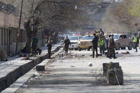 Чотири вибухи в Кабулі: загинули двоє поліцейських, 6 поранені