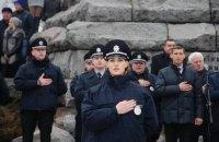 В Полтаве приняла присягу новая патрульная полиция