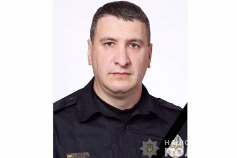 У ДТП загинув майор поліції Донеччини, який віз затриманого за зґвалтування