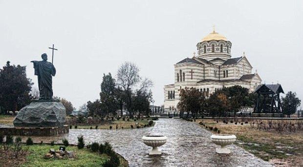 Херсонесский Свято-Владимирский монастырь