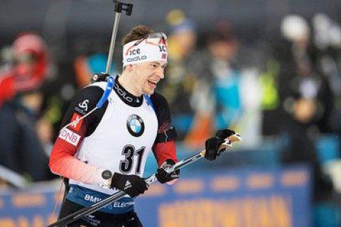 Жаклену нарешті вдалося розбавити норвезький п'єдестал на етапі Кубка світу з біатлону