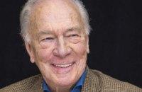 """Зірка фільму """"Звуки музики"""" Крістофер Пламмер помер у віці 91 року"""