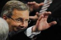 Президент ФРГ признался в сокрытии информации о льготном кредите