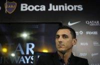 """Захисник """"Бока Хуніорс"""" був затоптаний гравцями суперника за виконання """"рабони"""""""