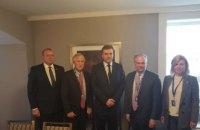 Американские сенаторы заверили Украину в поддержке против России
