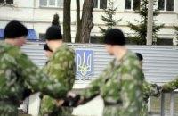 Рада разрешила заключать контракт на службу в армии на год