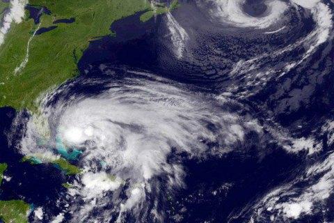 """Специалисты NASA сняли крупнейший ураган """"Патрисия"""" из космоса"""