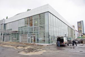 В Харькове заканчивают строительство медиа-центра к Евро-2012