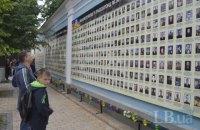 УПЦ КП попросила ограничить парковку возле Михайловского собора