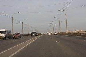 В Киеве построят платную дорогу