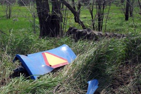 У Донецькій області на міні підірвався трактор