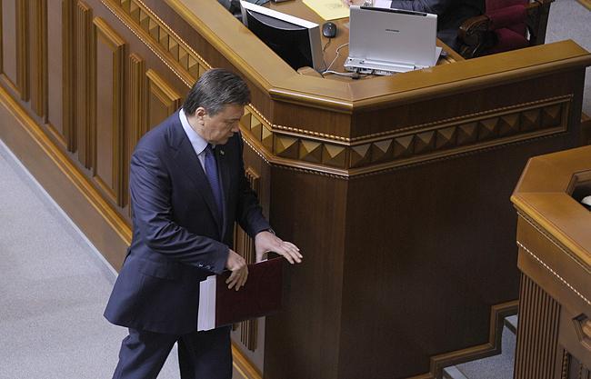Из президентов Виктор Янукович может снова уйти в премьеры