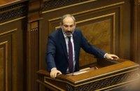Прем'єр Вірменії Пашинян зібрався у відставку
