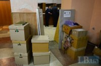 В ОИК на округе Терехина дерутся депутаты