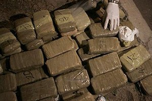 Одесса - одна из крупнейших точек транзита кокаина в Европу