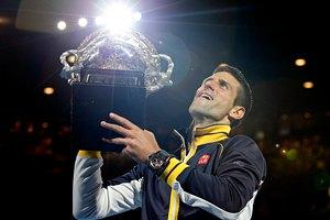 Джокович в четвертый раз выиграл Australian Open (ВИДЕО)