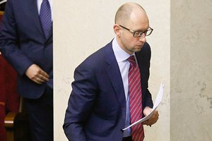 Яценюк їде у США на консультації з урегулювання ситуації в Україні