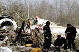 В Сеть попали ужасные фото погибших в Cмоленской катастрофе