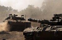 Израильская армия атаковала позиции ХАМАСа в секторе Газа