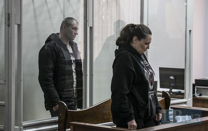 Шадров із адвокатом