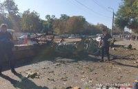 В Днепре в результате взрыва автомобиля погибли два человека: ветеран АТО и спикер ГСЧС (обновлено)