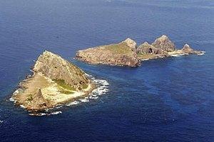 Китайские суда вновь подошли к спорным островам Сенкаку