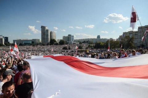Латвия, Литва и Польша готова принять политических беженцев из Беларуси