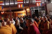 Баджо открыл в Милане крупнейший буддистский центр в Европе