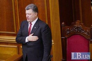Порошенко подякував Канаді за допомогу Україні в боротьбі за незалежність