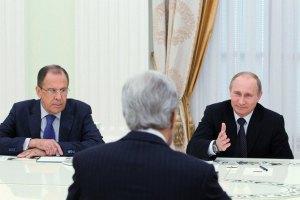 Керри едет в Сочи на переговоры с Путиным и Лавровым по Украине (обновлено)