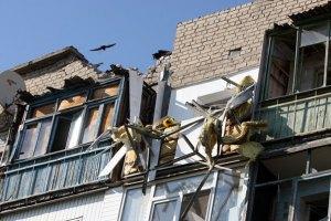 Через обстріл Горлівки загинули 8 мирних жителів
