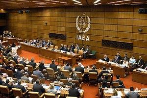 Росія не підписала річної доповіді МАГАТЕ через Крим