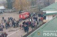 У Київській області в школі розпилили сльозогінний газ