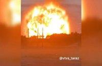 Унаслідок вибухів на військовому складі в Казахстані загинули дев'ять людей (оновлено)