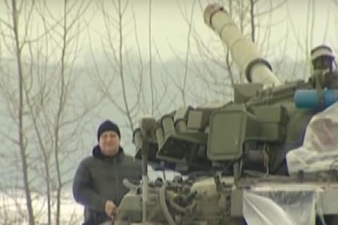 В Україні випробували унікальний танковий міномет