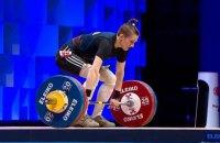 10 медалей и 7 европейских рекордов - результат украинских тяжелоатлеток на Чемпионате Европы