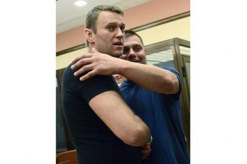 """Вирок Навальному у справі """"Кіровлісу"""" набув чинності. Опозиціонер не зможе брати участь у виборах президента"""