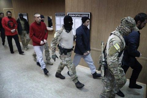 Украинским военнопленным морякам провели психиатрическую экспертизу, - Полозов