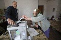Змінити місце голосування на парламентських виборах можна тільки до 15 червня
