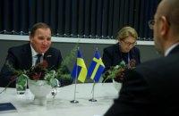 Україна та Швеція посилять співпрацю у сфері енергетики, екології та кібербезпеки, - Шмигаль