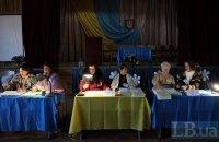 Окружные избирательные комиссии донабрали около 60 тыс. членов УИК