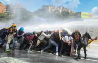 Количество жертв протестов в Венесуэле возросло до 72 человек