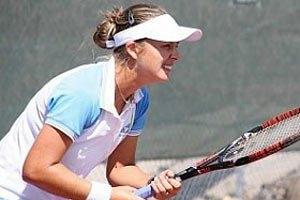 Лужанская вышла в четвертьфинал турнира в Китае