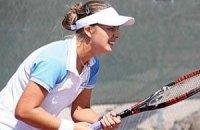 Лужанская удачно стартовала на турнире в Риме